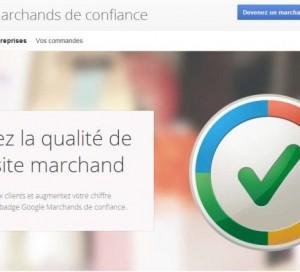 Google Marchands de confiance