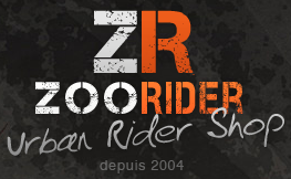 Le logo de ZooRider