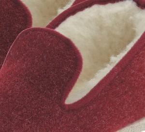 Charentaises en fibres naturelles par La Ferme du Mohair